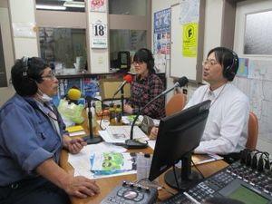 3月18日放送の様子の写真