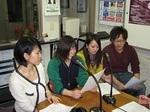 拓殖大学北海道短期大学ミュージカル実行委員会のみなさん