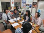 7月17日放送のスタジオの様子