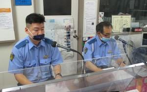 留萌・深川両警察署からのゲストの写真